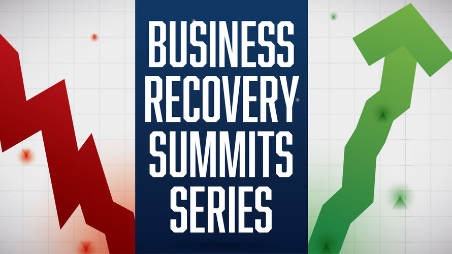Business Recovery Summits Series Graphic