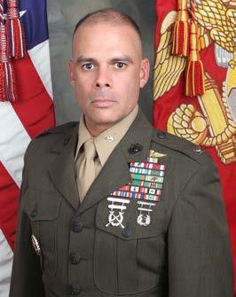 Col Carlos Urbina, USMC