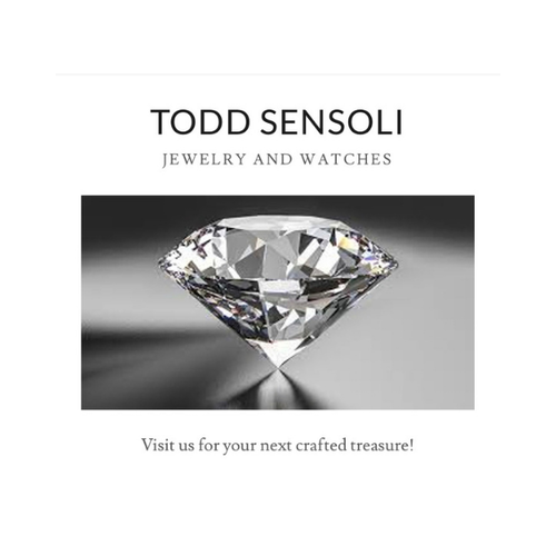 Custom Jewelry by Todd Sensoli