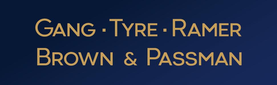 Gang, Tyre, Ramer, Brown & Passman, Inc.