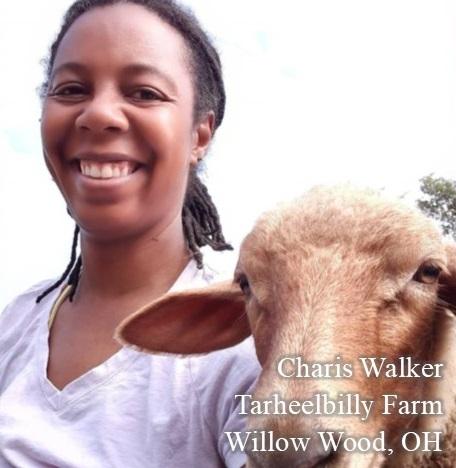 Charis Walker