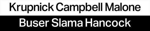 Krupnick Campbell Malone