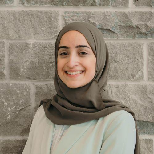 El Zahraa Majed- 1st place