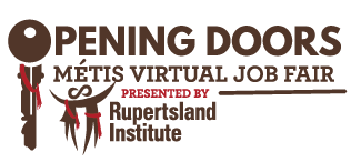 Opening Doors Métis Virtual Job Fair