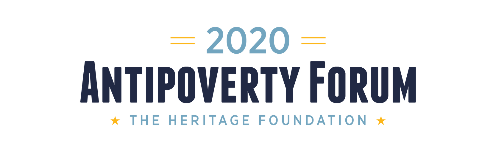 2020 Antipoverty Forum
