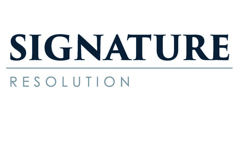 Signature Resolution