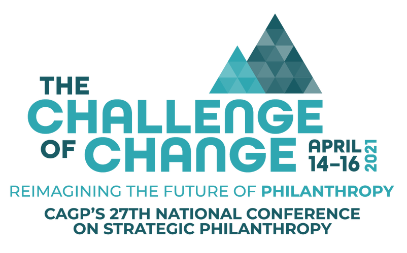 CAGP's 27th National Conference on Strategic Philanthropy