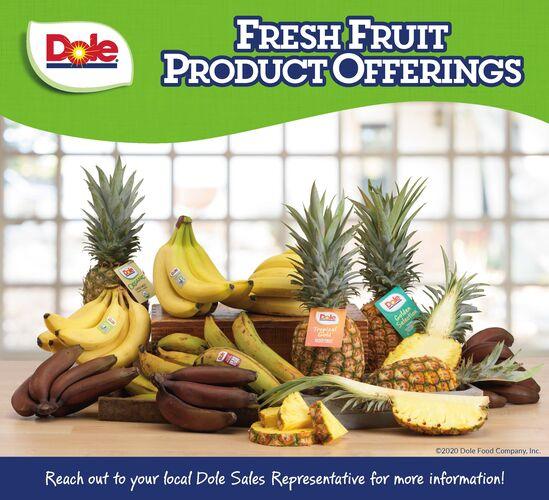 Dole Fresh Fruit