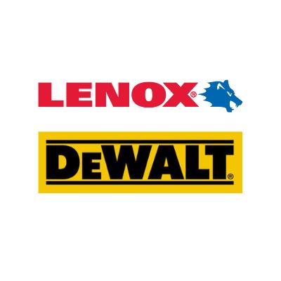 DEWALT™ and Lenox Tools