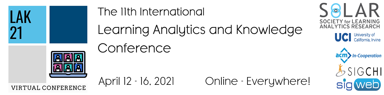 The 10th international Learning Analytics & Knowledge Conference