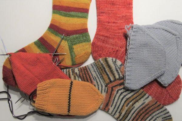 Rock Your Socks!