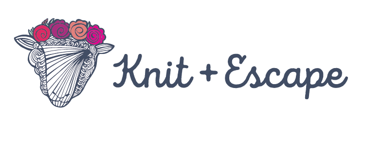 Knit + Escape PJ Party with The Needle and the Hook