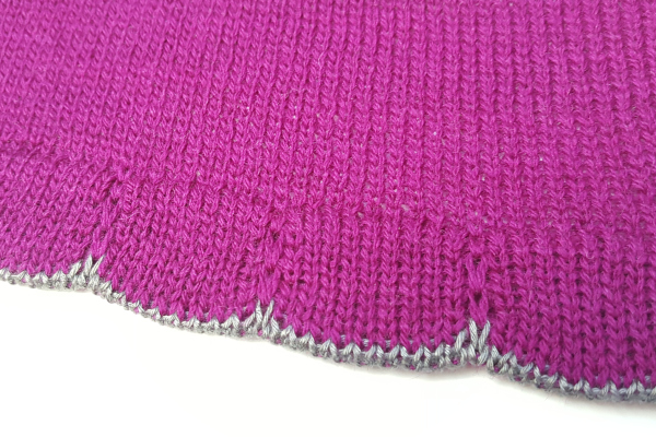 Creative Starts for Your Machine Knitted Sweater: Alternatives to Ribs
