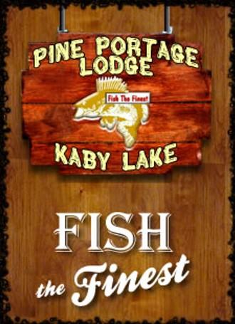 Pine Portage Lodge