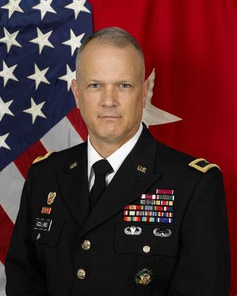 BG Robert Collins, USA