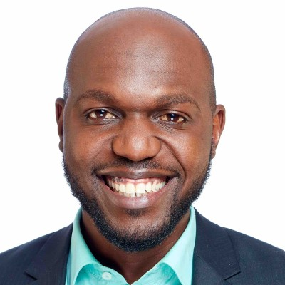 Larry Madowo Headshot