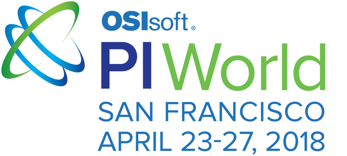 PI World - OSIsoft Users Conference 2018  (SF)