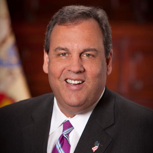 Chris Christie - Legalweek(year) 2021 Keynote Speaker