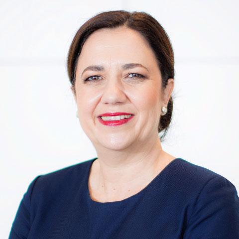 Hon. Annastacia Palaszczuk MP