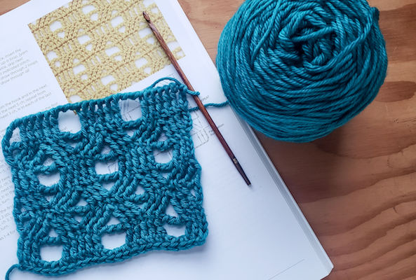 Charts: They Can Be Tunisian Crochet!