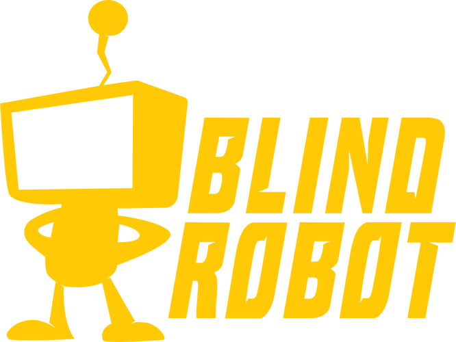 Blind Robot