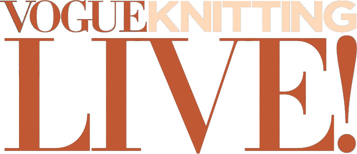 Vogue Knitting LIVE Chicago 2018