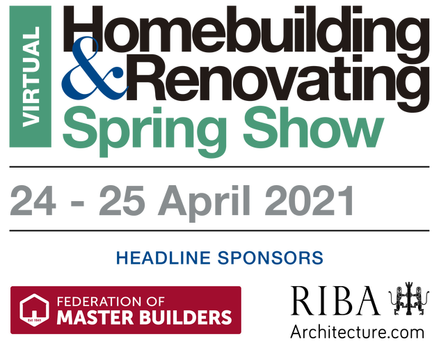 Spring Virtual Homebuilding & Renovating Show