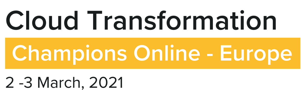 Cloud Transformation Champions, Europe