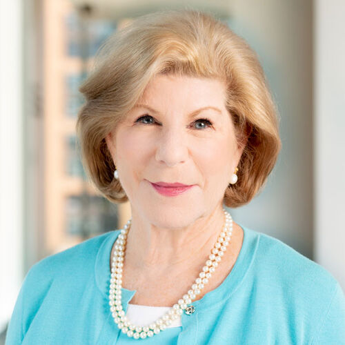 Nina Totenberg - Legalweek(year) 2021 Keynote Speaker