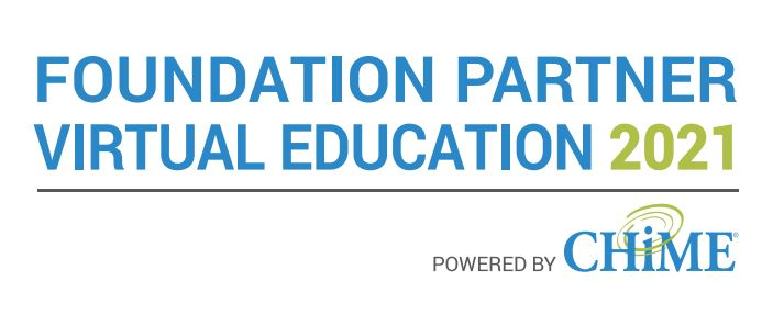 Foundation Partner Virtual Education – Spring 2021