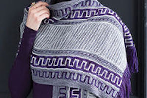Stacked Stitch Wrap Workshop (NEW & EXCLUSIVE!)