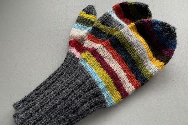 Mitten Knitting Made Easy