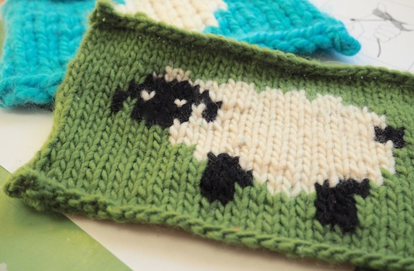 Picture-Perfect Intarsia