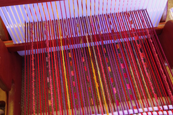 Rigid Heddle Weaving 101: Weave a Scarf from Your Remnants and Stash