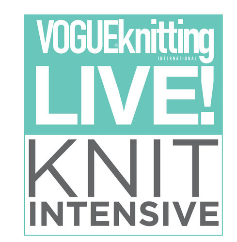 Vogue Knitting LIVE Knit Intensive featuring Arne & Carlos