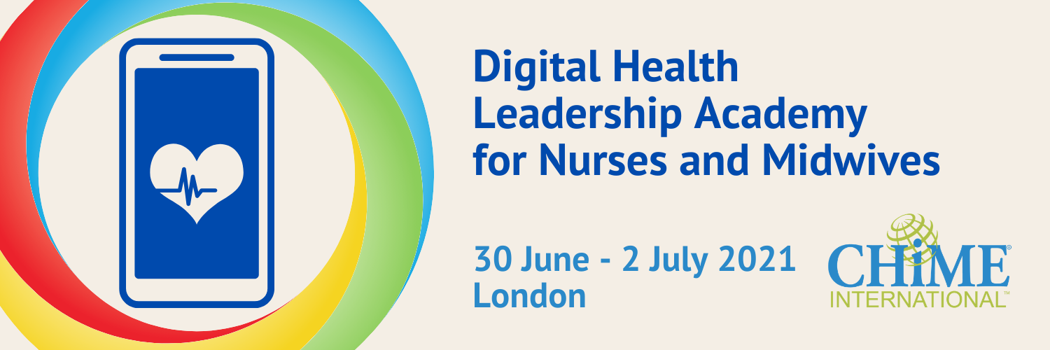 CHIME Digital Health Leadership Academy for Nurses and Midwives