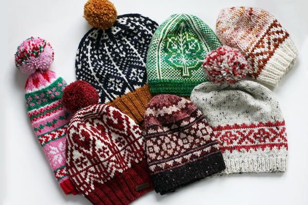 Design Your Own Colorwork Hat