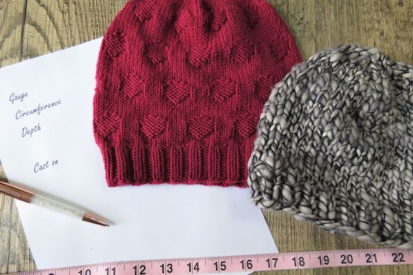 How to Design Knitted Hats