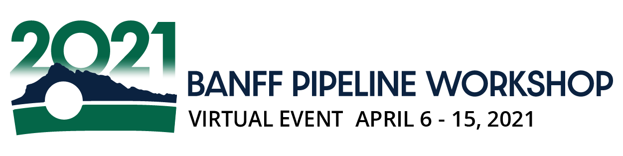 Banff Pipeline Workshop 2021