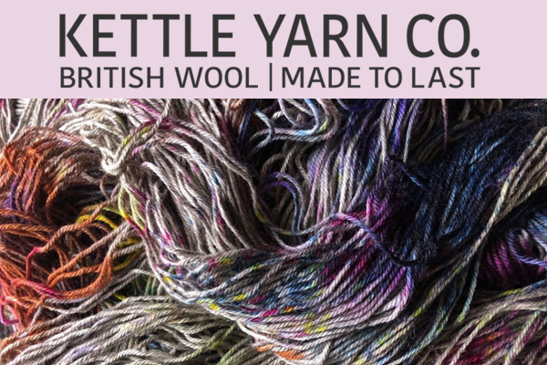 Kettle Yarn Co. British Yarn