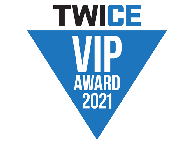 2021 TWICE VIP Awards  PEA