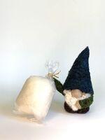 2021 Needle Felted Rhinebeck Gnome