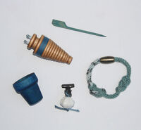 Spooling Around:  Spool Knitting and Knotting