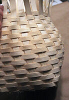 Backpack Basics! Learn to Weave and Form a Basket.  Part 1