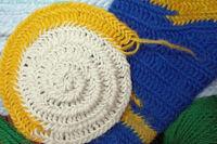 Beginning Nalbinding: Mammen Stitch