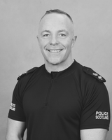 Chief Superintendent Matt Richards