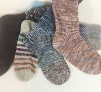 Design Your Own Socks