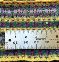 Swatching for Colorwork/Fair Isle Knitting - It's Different!