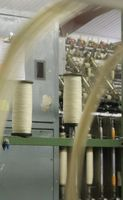 Behind the Scenes at a Spinning Mill - See How  Yarn is Made