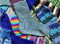 Sock Skills: Casting On for Toe-Up Socks